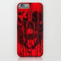 iPhone & iPod Case featuring Birth of Oblivion by nicebleed