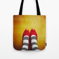 There's No Place Like Home Tote Bag