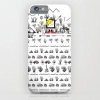 Nature's Greeting Print iPhone 6 Slim Case