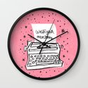 Write your own story. Wall Clock