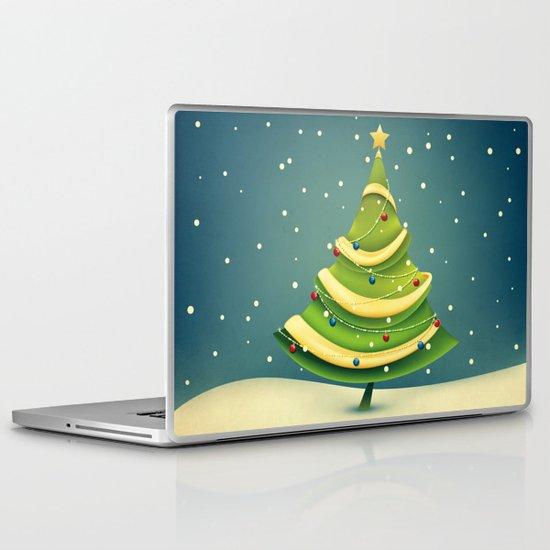 Christmas Tree Laptop & iPad Skin