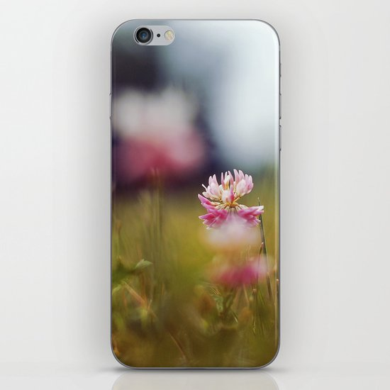 Clover iPhone & iPod Skin