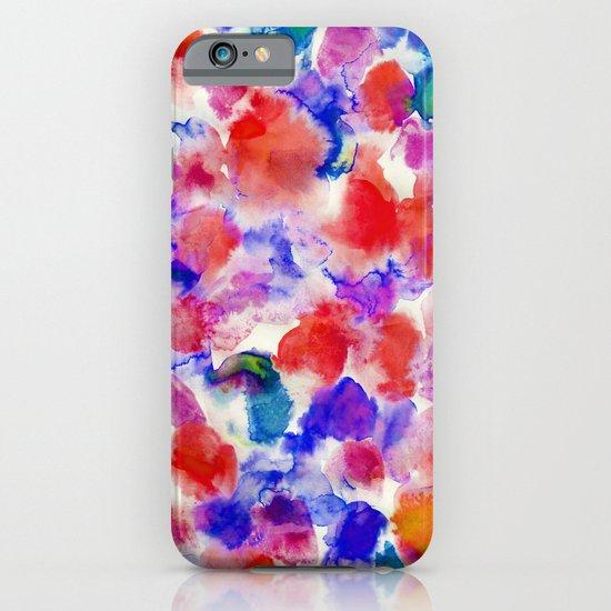 Amaris Blue iPhone & iPod Case