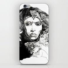 iguana iPhone & iPod Skin
