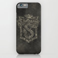 Slytherin House iPhone 6 Slim Case