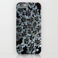 queen anne lace iPhone 6 Slim Case