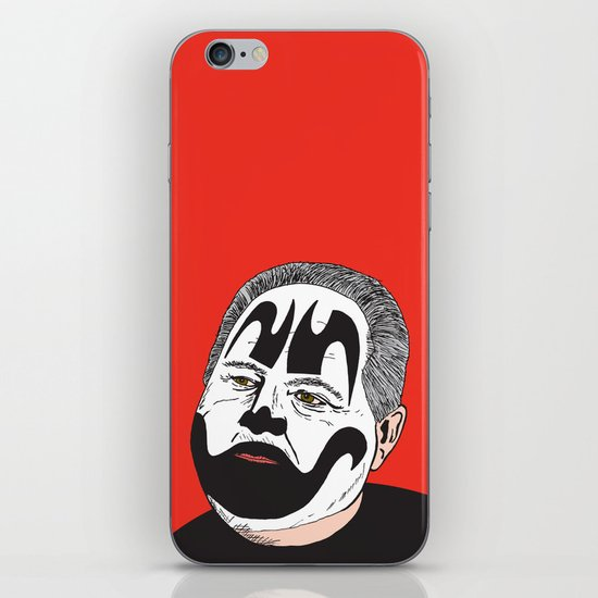 Rush Juggalaugh iPhone & iPod Skin