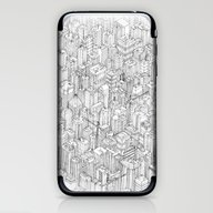 Isometric Urbanism Pt.1 iPhone & iPod Skin