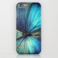 iPhone & iPod Case featuring Butterfly  by KunstFabrik_StaticMovement Manu Jobst