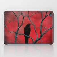 The Color Red iPad Case