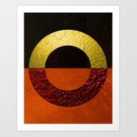 Abstract #112 Art Print