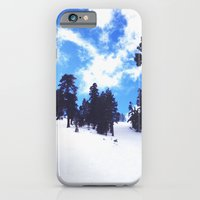 Snow Landscape  iPhone 6 Slim Case