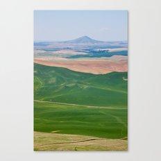 Steptoe Butte, Washington Canvas Print