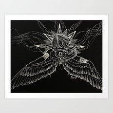 Breath of Dawn Art Print