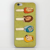 Some Girls Living In A Nailpolish iPhone & iPod Skin
