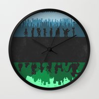 Futurama - Bender's Game Wall Clock