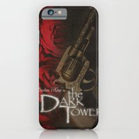 iPhone & iPod Case featuring Dark Tower by JAGraphic