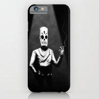 Manny Calavera iPhone 6 Slim Case