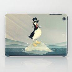 Lord Puffin iPad Case