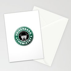 Heisenberg Chemistry - Breaking Bad Stationery Cards