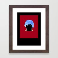 Free As A Bird, Harrison… Framed Art Print