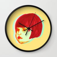 Lil' Trishins Wall Clock