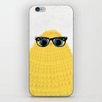 Nerd Chick iPhone & iPod Skin