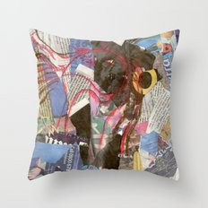 freepower(improved!!!!!) ;) Throw Pillow
