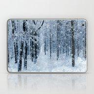 Winter Wonderland Scener… Laptop & iPad Skin