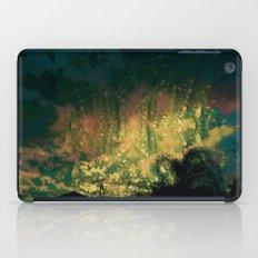 Rain In The bow Day iPad Case