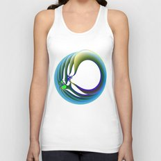 Trapped Unisex Tank Top