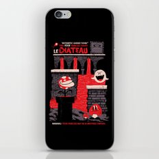 Le Château iPhone & iPod Skin