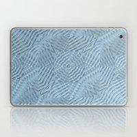 A Calming Blue Laptop & iPad Skin