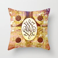 Dale (#TheAccessoriesSeries) Throw Pillow