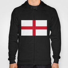 St. George's Cross (Flag of England) - Authentic version to scale and color Hoody