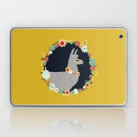 lovely llama Laptop & iPad Skin