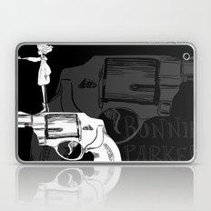 Bonnie Parker Laptop & iPad Skin