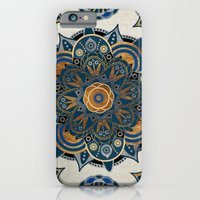 mandala iPhone & iPod Cases featuring Mandala by Mantra Mandala