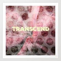 Transcend Art Print