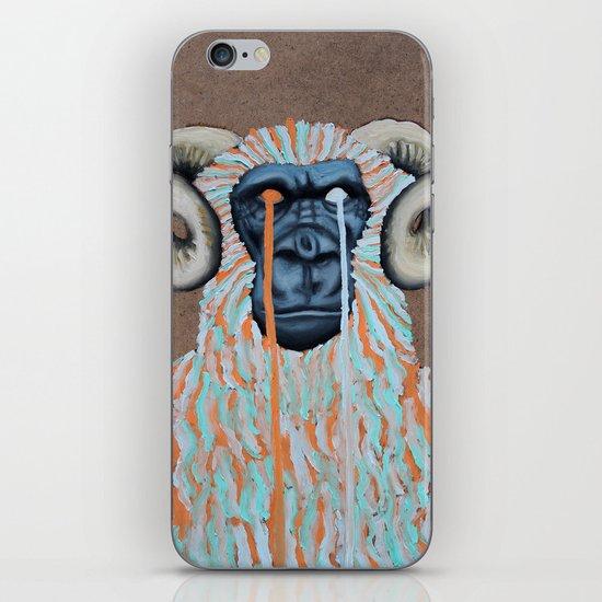 Gorilla Sweater iPhone & iPod Skin