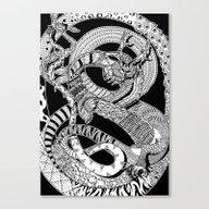 Sempiternal Spirit Canvas Print