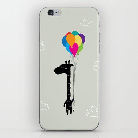 The Happy Flight iPhone & iPod Skin
