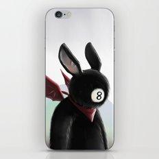 Eightball demon iPhone & iPod Skin