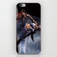 River Dance iPhone & iPod Skin