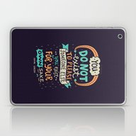 You Exist For Your Own S… Laptop & iPad Skin