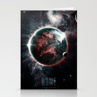 Dune Geidi Prime Planet … Stationery Cards
