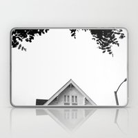 Whit House White Sky Laptop & iPad Skin