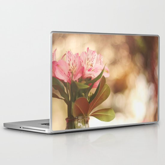 Under a bokeh sky Laptop & iPad Skin
