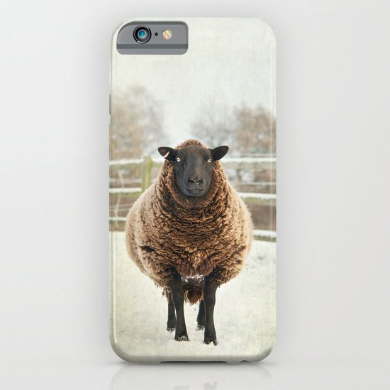 Zombie sheep iPhone & iPod Case