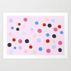 Fourteen  Art Print